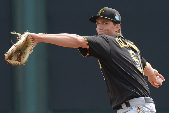 Tyler Glasnow Can't ControlEverything